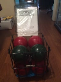 Italian Bocce Balls...brand new and never been used Montréal, H1E