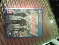 sony ps4 tom clancy's the division game Bury, BL9 8HA