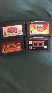 gameboy advance games  Alpine, 91901