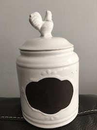 white ceramic jar with lid 794 km