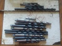 Various sizes of industrial drill bits $15 each Elizabethton