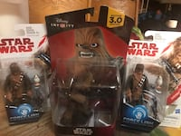 Star Wars action figures 1$ for all three Long Beach, 90805