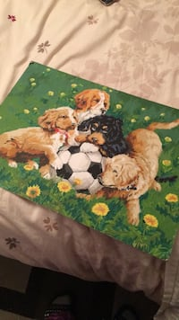 Cute dog Painting Surrey, V4N 0R6