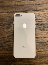 IPhone 8 Plus Silver 64GB Factory Unlocked  48 km