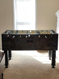 Tornado storm 2 marble foosball table with few hours of use. Monroe, 30656