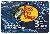 bass pro shop gift cards Mount Jackson, 22842
