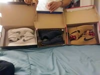 Nikes fresh out the box Springfield, 01105