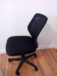 black and gray rolling chair.BREND.NEW Winnipeg, R2M 3B7