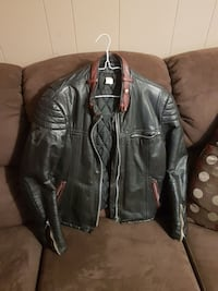 Leather biker jacket  Cambridge, N1S