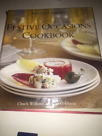 Festive occasions cookbook by Williams and Sonoma New York, 11219