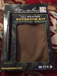 NIB All Weather Notebook