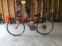 10 speed Huffy bike. Needs brake adjustment.  Oak Forest, 60452