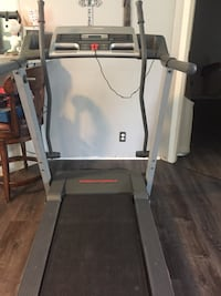 Working Treadmill