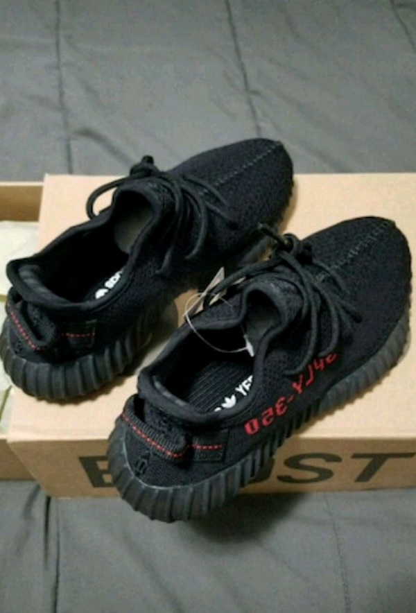 80153cec53c20 Used Yeezy boost 350 v2 Bred size 7 UA for sale in Port Moody - letgo