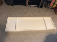 Pottery Barn Kids changing table topper Syosset, 11791