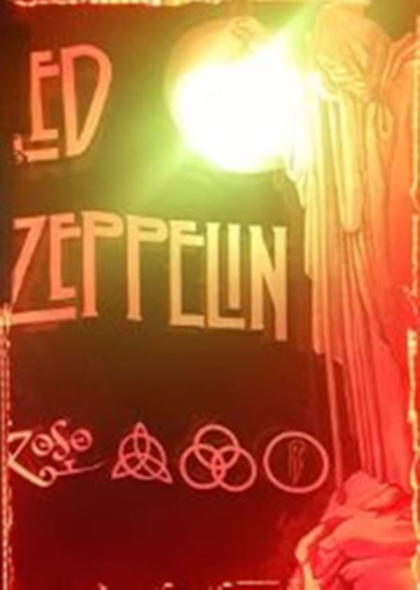21st Cenury Blacklight - Led Zeppelin