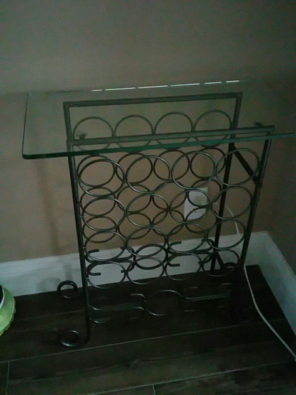 50 Great Wine Rack With Glass Top Freshomedaily