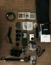 GoPro Hero 3+ with extras  Greater London, N15 3RG