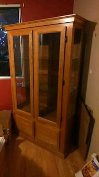 China cabinet with drawers  San Marcos, 92069