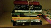 Collection of Classic Novels, varied San Diego, 92114