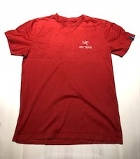 Arc'teryx T-shirt. Size small   Vancouver, V5S 4Y1
