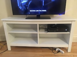 Has to go! Like New TV stand!