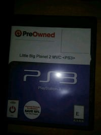 Little big planet 2 for PS3. Houston, 77057