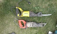 Dewalt and Milwaukee  corded power tool Spruce Grove, T7X