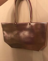 women's brown leather tote bag El Paso, 79938