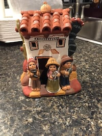 Latin South American Clay Trinket Whitchurch-Stouffville, L4A 0S8