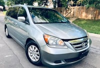 Cheap price ' $4300 ' pearl green 2008 Honda Odyssey Silver Spring