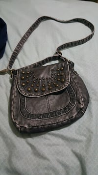 black leather sling bag North Las Vegas, 89081