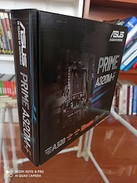 Asus prime a320m-f anakart