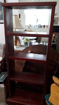 Solid Heavy Wooden Shelf - home crafted - only $50.00 MISSISSAUGA