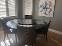 Dining table and 4 chairs (or separate) Vaughan, L6A 4A9