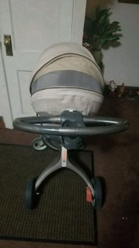 Stokke great quality stroller great condition  Clifton, 07011