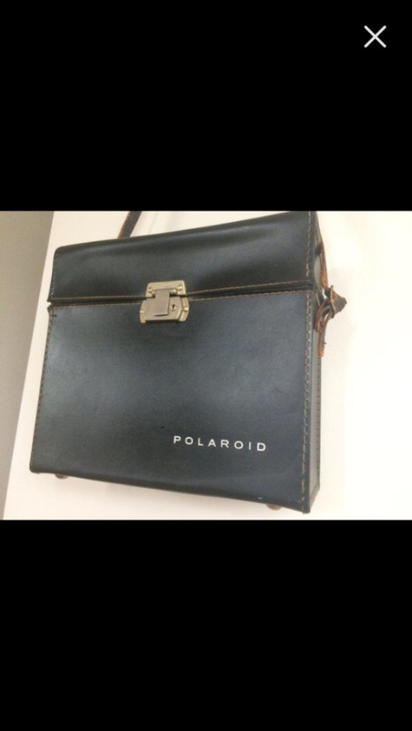 13b0299253d Used Vintage polaroid camera bag for sale in New Tecumseth - letgo