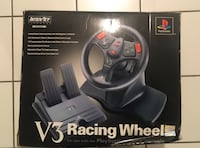 PlayStation v3 racing wheel Toronto, M8Z 5B1