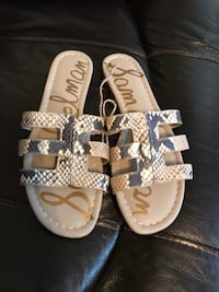 Brand New! Sam Edelman Bay Slides! Denham Springs, 70726