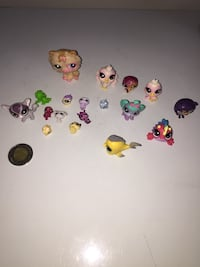 Lot little pet shop, mini , super Minis Calgary, T3E 6L9