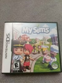 My Sims DS Game Fairfield, 06825
