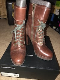 DolceVita 8.5 Leather Boot Damascus, 20872