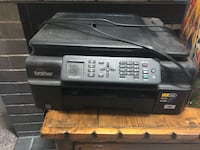 black Brother all-in-one printer