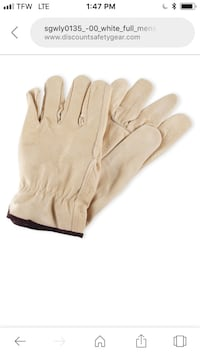 Gloves work gloves Burnettown, 29829