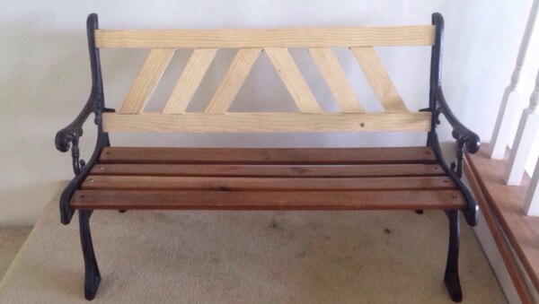 Children S Garden Bench