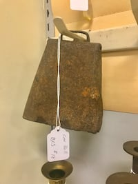 Antique cow bell Waynesboro, 17268