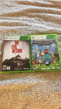 two Xbox 360 game cases New Orleans, 70124
