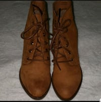 STEVE MADDEN SUEDE BOOTIES SIZE 8 Toronto, M5H