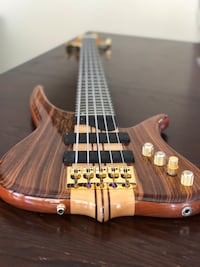 5 String Bass Guitar by Surine