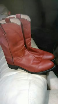 Justin size 9.5 great condition Columbus, 43232